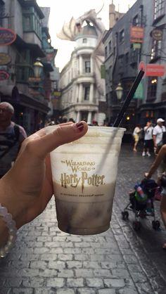 Diagon Alley - Wizarding World of Harry Potter - Universal Studios Orlando
