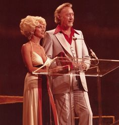 Jeannie Seely and Jack Greene