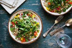 20-Minute Dinners From 4 Healthy Food Pros