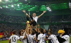 Bastian Schweinsteiger's last game for Germany 8/31/16