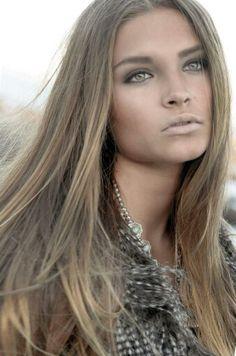 Jessica D'Amore Makeup Peter Mellekas Photography #naturalmakeup #summermakeup #bohemianmakeup #nativeamericanfashion #smokeyeyemakeup