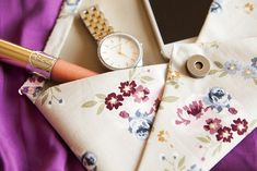 No-Sew Clutch | 36 Totally Easy DIY Projects To Try In 2016