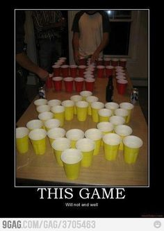 HOLY BEER PONG