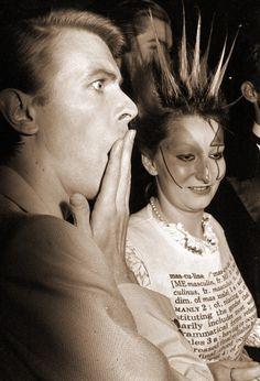 Photos rares et peu connues de David Bowie (14)