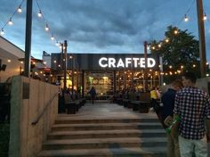 Crafted Taphouse. Great grub and brew in Coeur d'Alene, Idaho http://www.lakeshorenw.com/