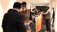 Couture Rani Blog | Backstage at India Bridal Fashion Week Delhi Press Preview