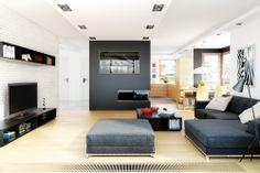#kino #domowe w przestrzeni #domu Mati G1 http://www.archipelag.pl/projekty-domow/mati-g1/?Kind=1Name=matiSearchForm=1
