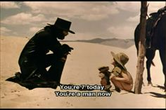 The film conflates classic American western and avant-garde European sensibilities with Zen Buddhism and the Bible as master gunfighter and mystic El Topo ...
