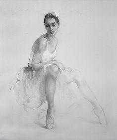 Life Drawings by Nikolai Blokhin | Drawing Academy