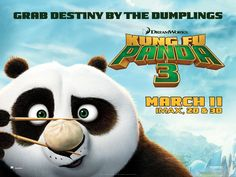 Find out how you can win an amazing trip to Hong Kong thanks to new film Kung Fu Panda in cinemas March. Source: Show Us Your To Win With Kung Fu Panda 3 - Radio Competitions - Capital London Animated Movie Posters, Disney Animated Movies, Original Movie Posters, Kung Fu Panda 3, Quad, James Hong, Win A Holiday, Cinema Posters, Ninjas
