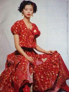 ◆怒涛のばらとチューリップ◆ |macknのファッショントーク