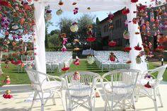 Indian #wedding in #Tuscany - Cerimonia #matrimonio indiano in #Toscana Photo by Salvadori Damiano