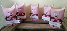 Corina´s Stempel- und Bastelwerkstatt: Glücksschweinchen