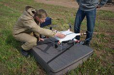 Supercam X6M2 multirotor UAV