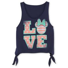 Disney® Minnie Mouse Graphic Tank Top - Girls 4-18 - jcpenney