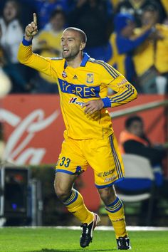 Emanuel Villa - Tigres UANL