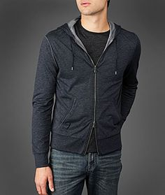 Thin cotton hoodie over round-neck black tee / standard wash blue jeans / men fashion    This actually looks really cute, I don't know if it will hide my mid section very well, but I must find out!