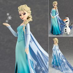 AmiAmi [Character & Hobby Shop] | figma - Frozen: Elsa(Pre-order)