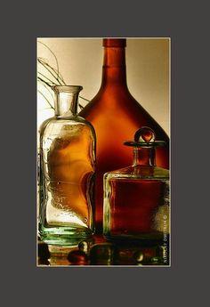 - world photography Still Life Photos, Still Life Art, World Photography, Still Life Photography, Ap Drawing, Old Glass Bottles, Message In A Bottle, Fine Art Photo, Amber Glass
