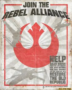 Join The Rebel Alliance