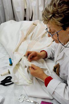 Una sarta a lavoro. www.cinziaferri.com