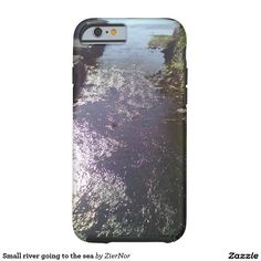 Small river going to the sea tough iPhone 6 case