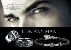 Gioielli TUSCANY MAN by Maria Cristina Sterling
