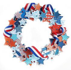 Leave a comment to WIN this Hybrid Wreath by July 18th!