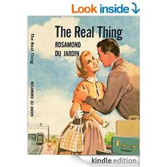 Malt Shop Romance books are back and available for Kindle! Amazon.com: The Real Thing (Tobey and Midge Heydon Series Book 4) eBook: Rosamond du Jardin: Kindle Store