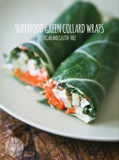 There's something about biting into something that's awesome and good-for-you that I can't wrap my head around…. Oh wait, I actually can ;) Green Collard Wraps are something that you can easily 'wrap' around your head – it's fresh pure and healthy food, simple as that. Sometimes we just try too hard… and get a...Read More »