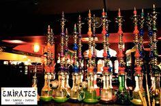 Shisha + Cocktail à 30.- chez Emirates Shisha avec ton coupon iStudy!