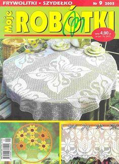 Moje robotki 2005-09