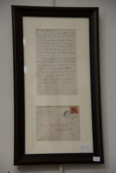 """Zane Grey, angry letter to his fiance defending his ambitious nature, four pages front and back, New York, NY, September 28, 1902, to Lina E. Roth, with original envelope. In part: """"My dear little girl-/ I am very sorry I acted as I did last night"""