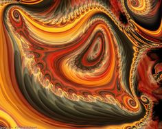 Artwork >> Algorthmic Artwork >> yellow eye