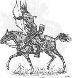 Pecheneg Horse Archer