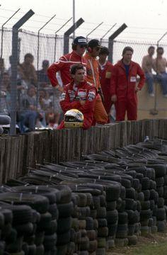 Ayrton Senna, 1989