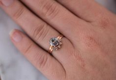 The Perfect Ring For the Alternative Bride :: Alexis Russell