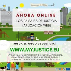 ETHOS - Towards a European Theory of Justice and Fairness Landscapes, Games, The World, Web Application, Righteousness, Wrestling, Scenery, Plays, Paisajes
