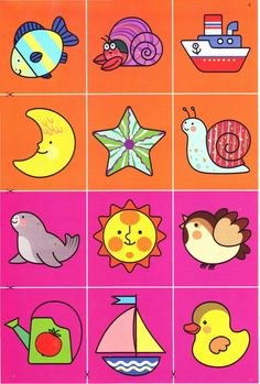 58 ideas for paper games for kids pictures Paper Games For Kids, Summer Activities For Kids, Playing Card Games, Kids Playing, Baby Games, Fun Games, Early Childhood Education Programs, Shapes For Kids, Kids Cards