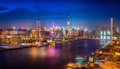 View from the Intercontinental Expo Hotel | by Rob-Shanghai