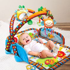 Take a look at the Engage & Entertain: Infant Toys event on zulily today!