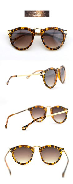 Tortie Glasses-New style-Rounded Sunglasses-Vintage Sunglasses 2014, Cool  Sunglasses f09522896eba