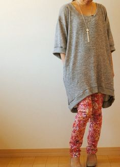 Top: Perri Pullover (Cali Faye Collection) Pants: Couleur (Japanese Indie designer). Both of...