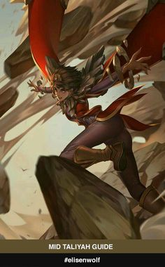 [735k Mastery] Etyrnal's Comprehensive Mid Taliyah Guide