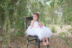 Flower Girl Dress ~Tiffany by DesignByLannette on Etsy