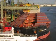Valemax Iron Ore Carrier