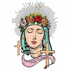 Color By Numbers, Paint By Number, Mother Mary, Pixel Art, Coloring Pages, Bible, Princess Zelda, Fictional Characters, Jay