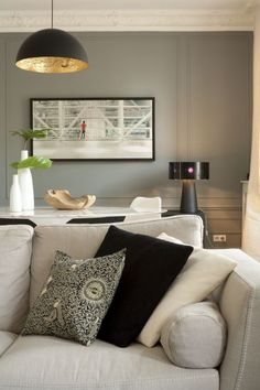 salon on pinterest sweet home salons and deco. Black Bedroom Furniture Sets. Home Design Ideas