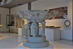 Αρχαϊκό Περιρραντήριο, Αρχαιολογικό Μουσείο Ισθμίας - Αρχαιολογία Online
