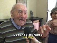 107 anni e non sentirli...